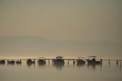 Morgenlicht in Trogir/Kroatien