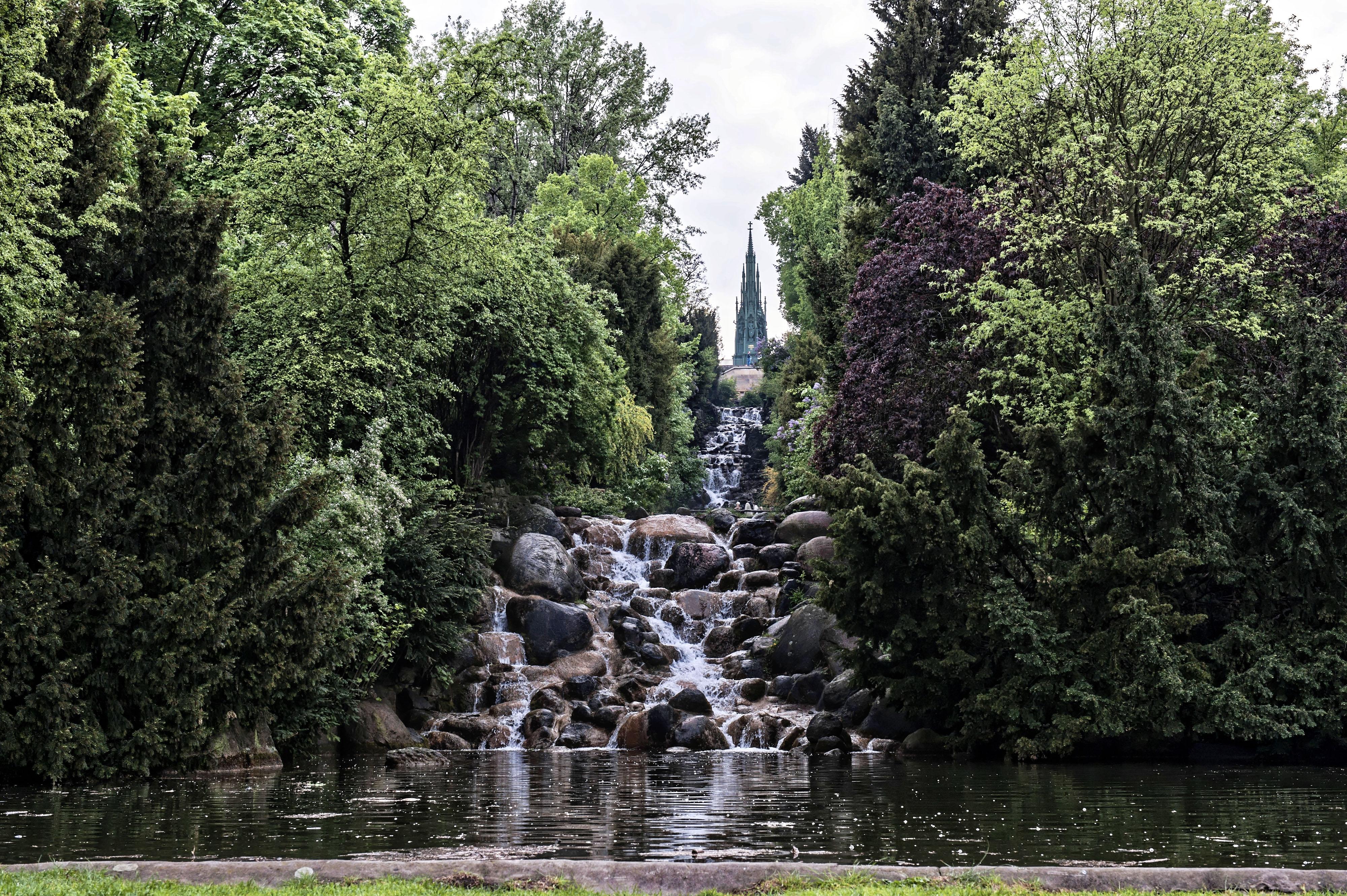 Berlin, Humboldtpark