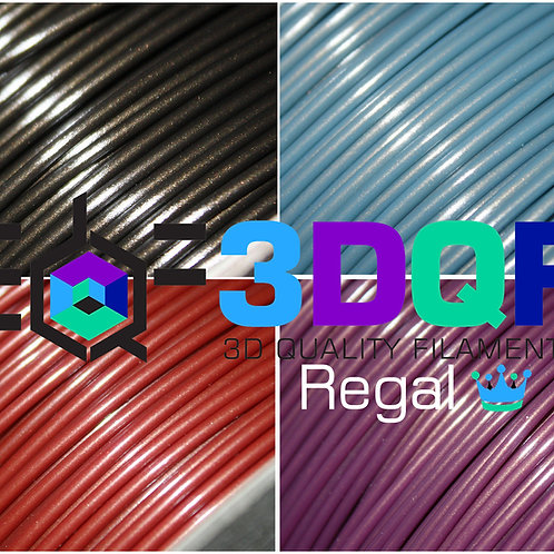 Regal Multi Pack 1.75 mm UK Made 3D Printer Filament
