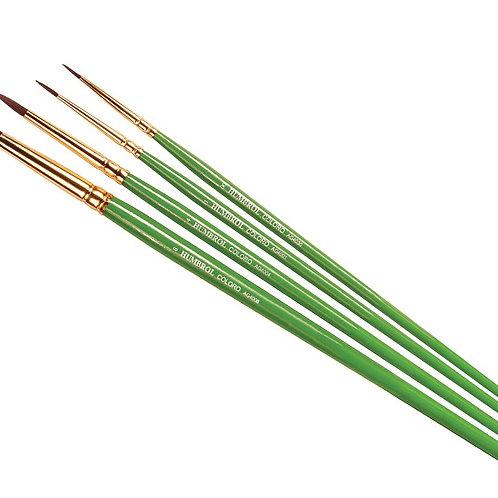 Coloro Brush Pack 00/1/4/8