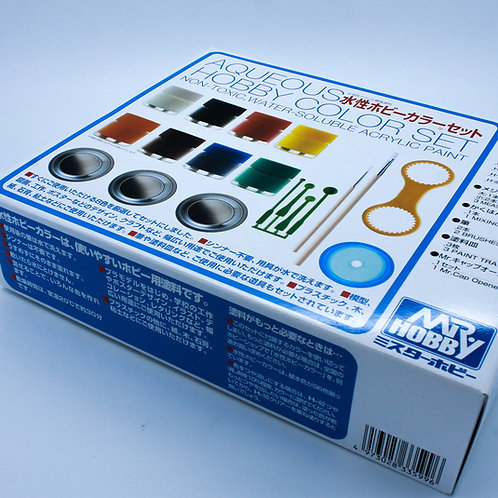 Aqueous Hobby Color Starter SetAqueous Hobby Color Starter Set