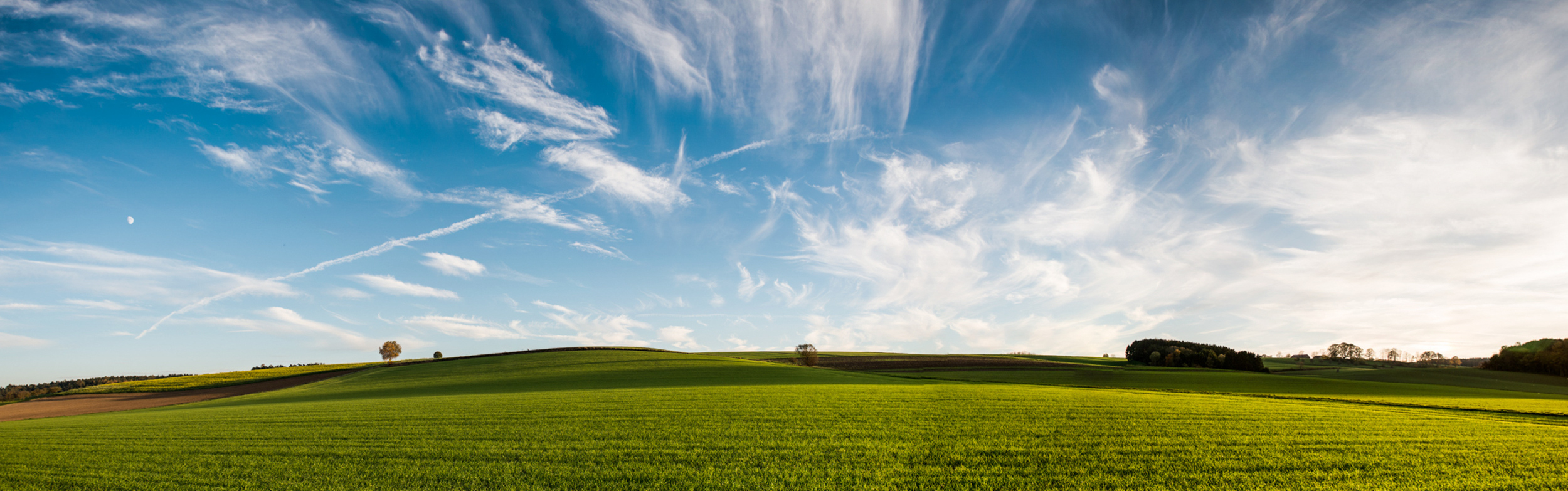 Panorama Dachauer Hinterland