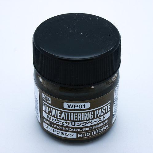 Weathering Paste Mud Brown – 40ml