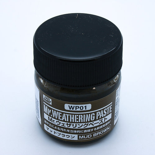 Mr Hobby Weathering Pastel Set 1