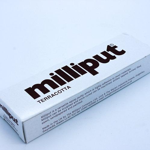 Milliput Terracotta Model Filler Epoxy