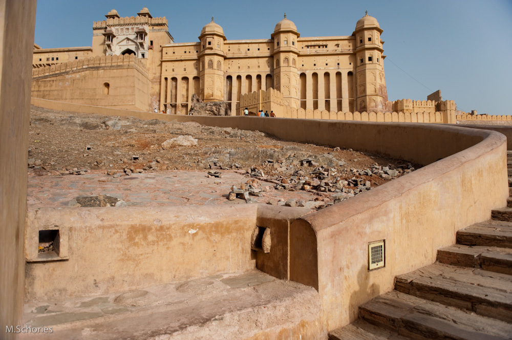 Amber Fort & Palace