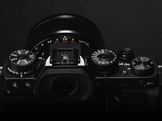 Fujifilm, ich bin die Neue