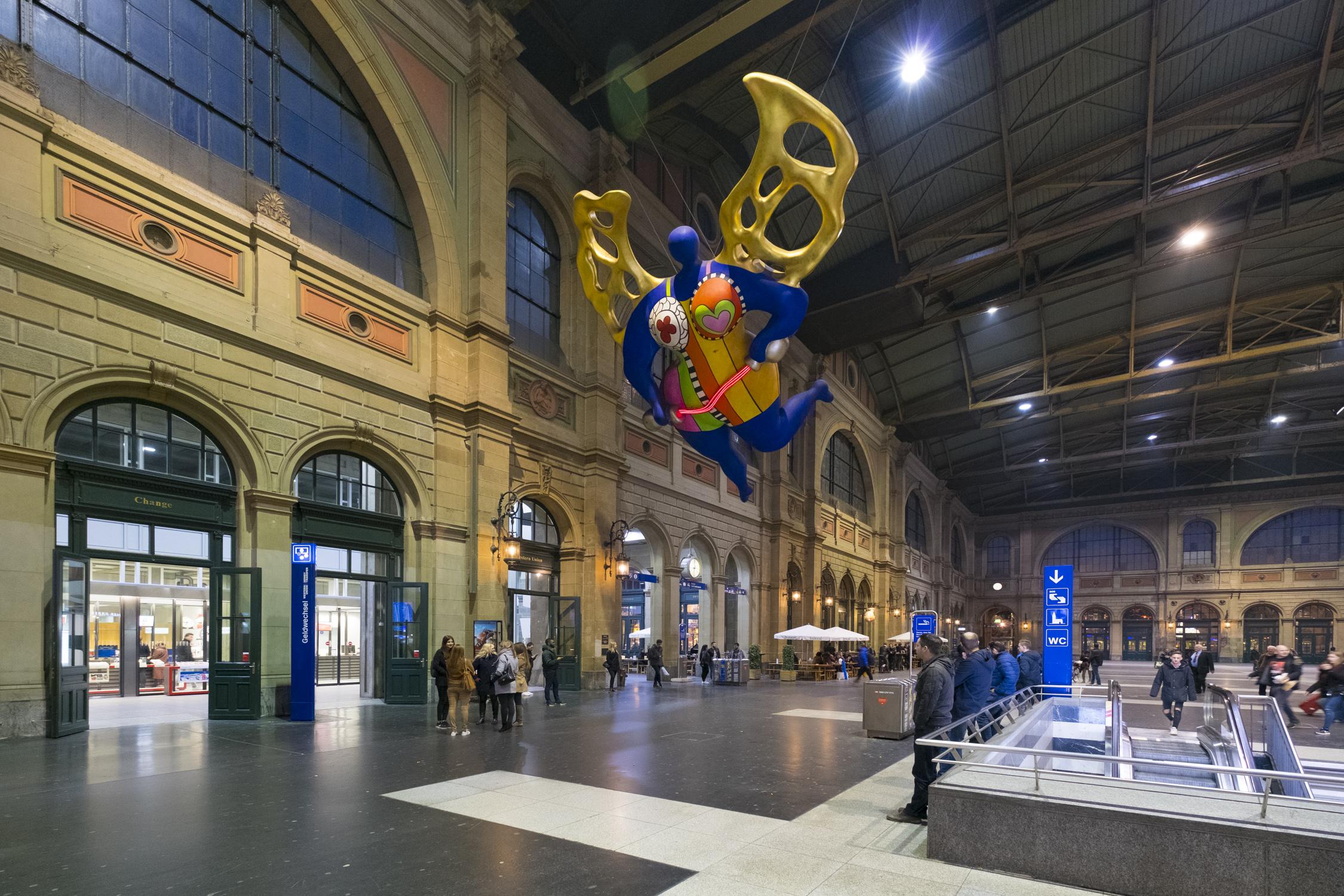 Hauptbahnhof - Halle