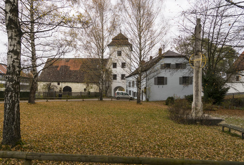 Taubenturm in Diessen am Ammersee