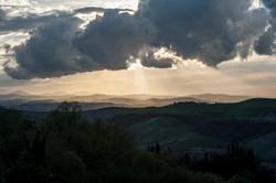 Italien, südlich Siena