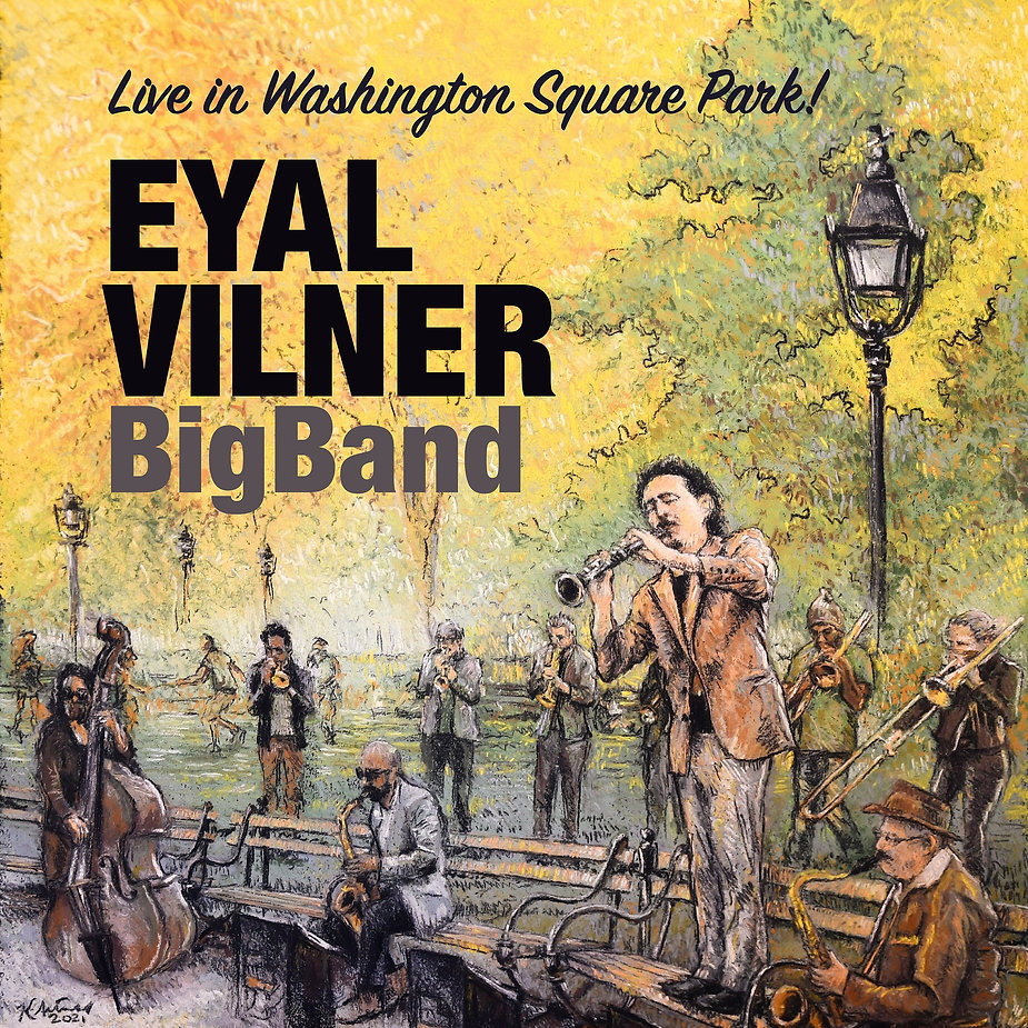 Live in Washington Square Park! - Eyal V