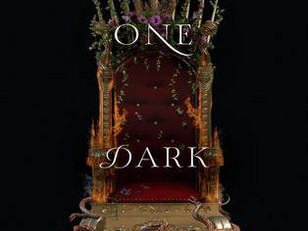 One Dark Throne (Book #2) by Kendare Blake