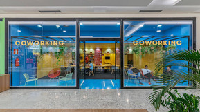 Coworking - Shopping Contagem