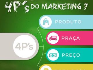Os 4Ps do Marketing e aplicação em seus negócios!