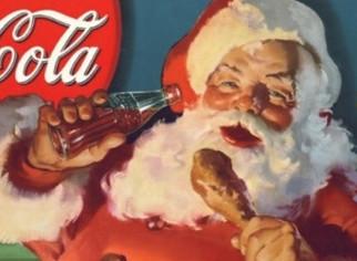 Você sabia que foi a Coca-Cola quem criou o Papai Noel em uma jogada de marketing?