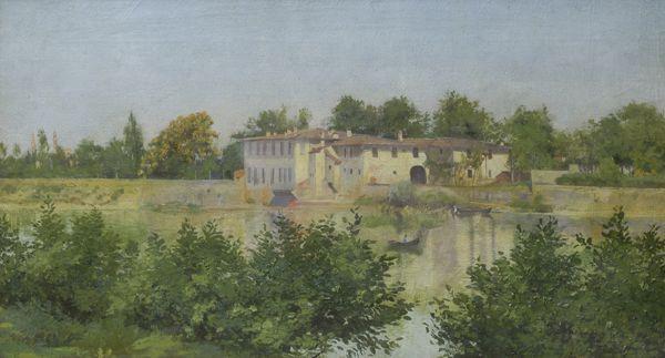 Cascina sull'Arno