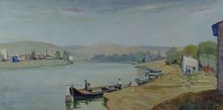Veduta sull'Arno al Girone