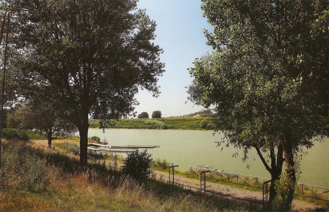 Il bacino remiero di Roffia