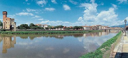 Pisa Arno Cittadella PartecipArno
