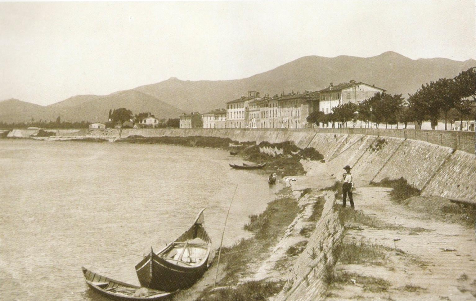Calcinaia, 1908