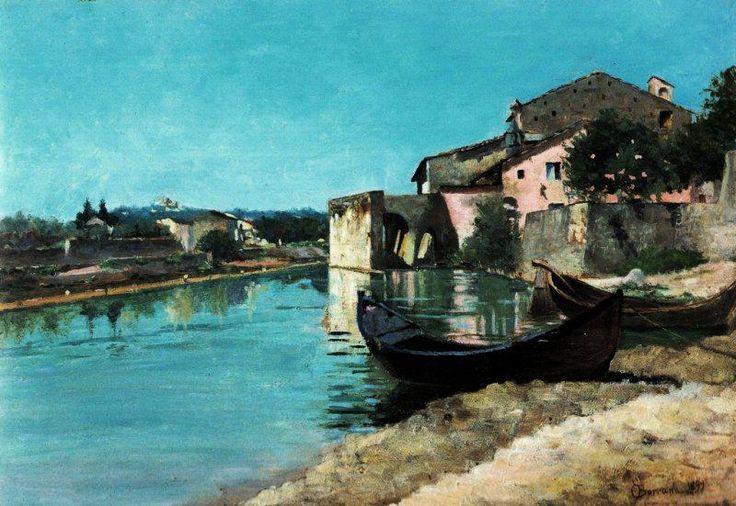 L'Arno a Rovezzano