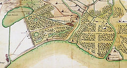 Mappa Pisa Arno PartecipArno