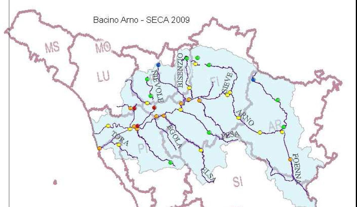 Bacino dell'Arno