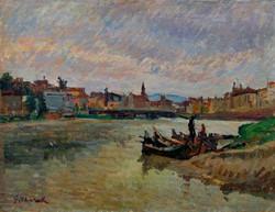 Sul fiume Arno