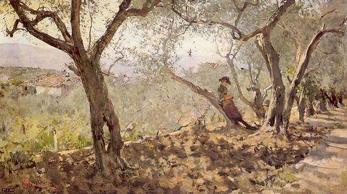 Sulle rive dell'Arno