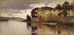 L'Arno alla casaccia