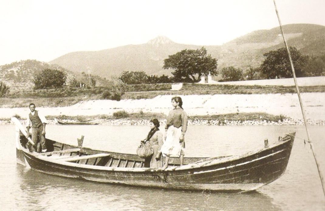 La nave di Cascina, 1908