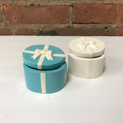 Small Oval Gift Box - Kit