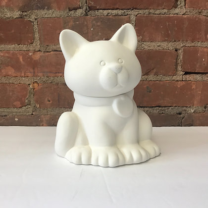 Pet - Cat Treat Cookie Jar