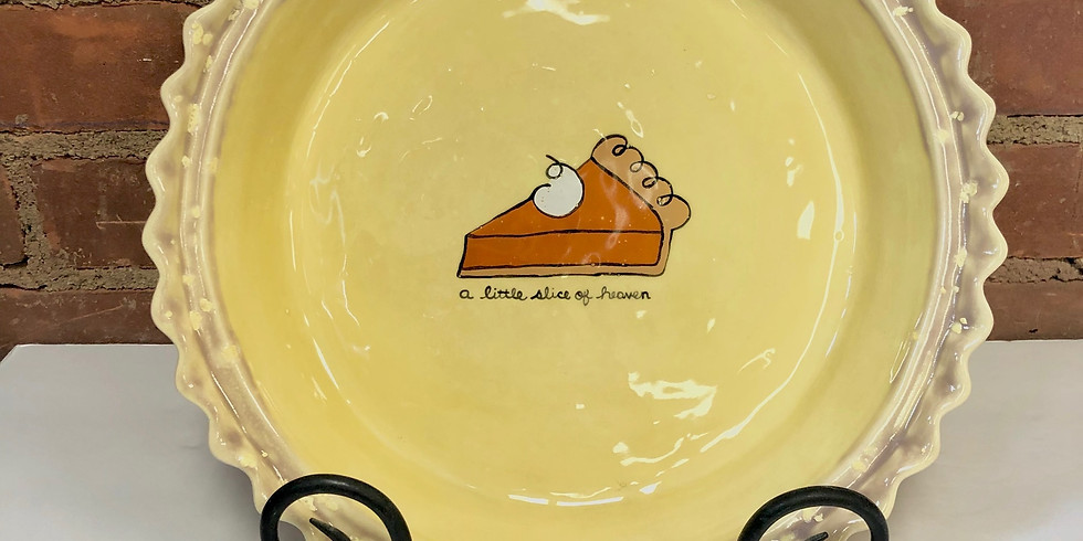 Oven Safe Pie Plate