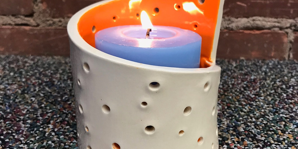 Play with Clay - Lanterns