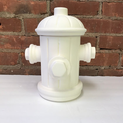 Fire Hydrant Cookie Jar