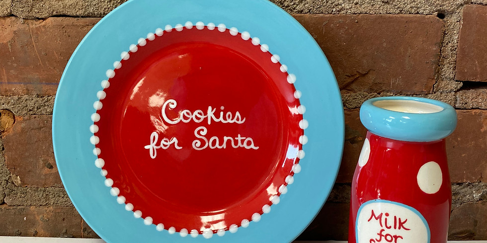 Cookies for Santa - Adults