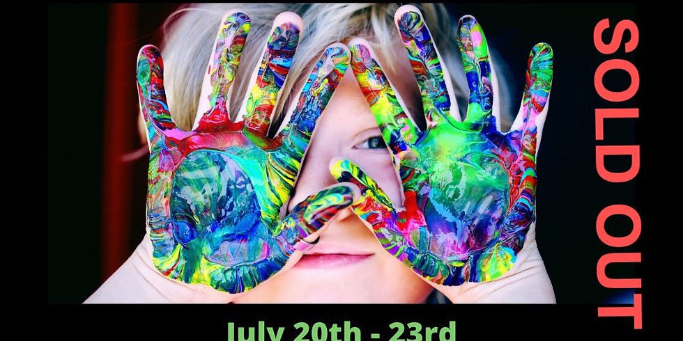 Summer Classes Ages 7-10 (4 Sessions Start 7/20)