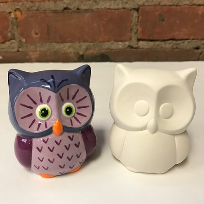 Owl Figurine - Kit