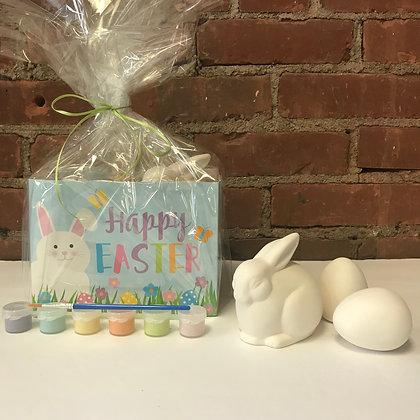 Small Bunny & Eggs -  Kit