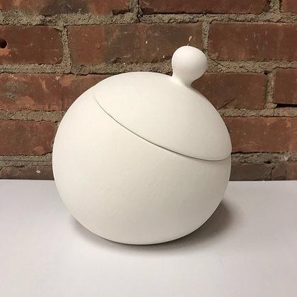 Round Cookie Jar