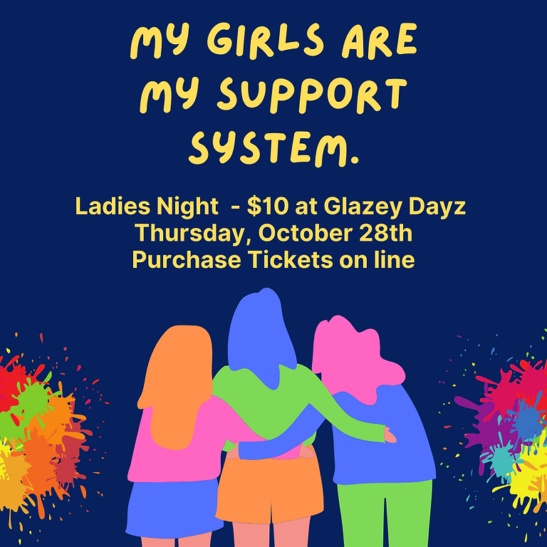 Ladies  Night Out Reservation