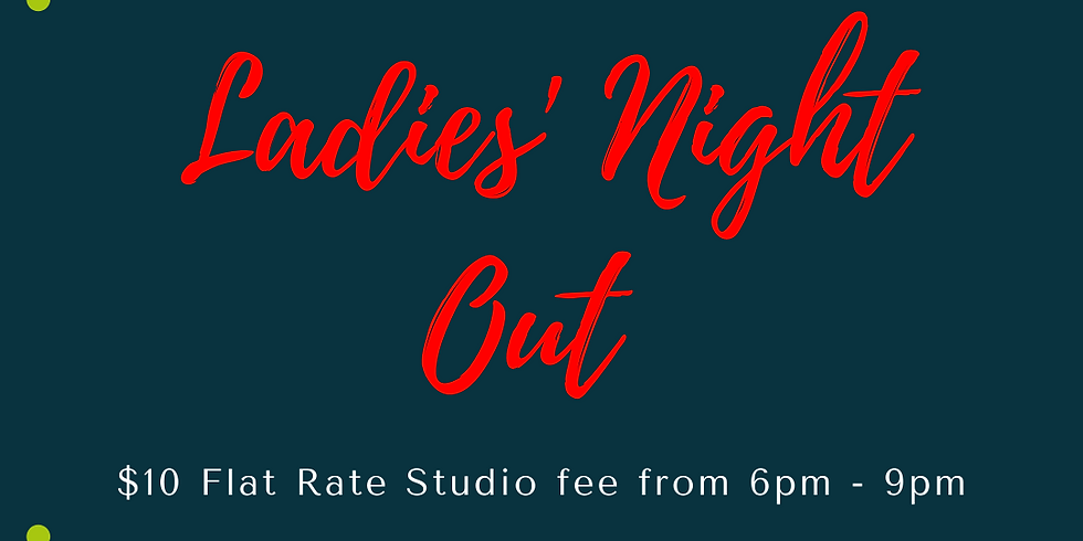 Ladies' Night Out Reservation