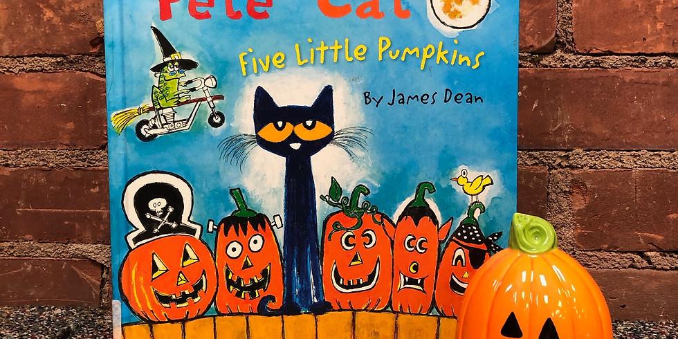 Pete the Cat - In Studio/In Person