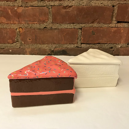 """To Go Kit"" - Cake Box"