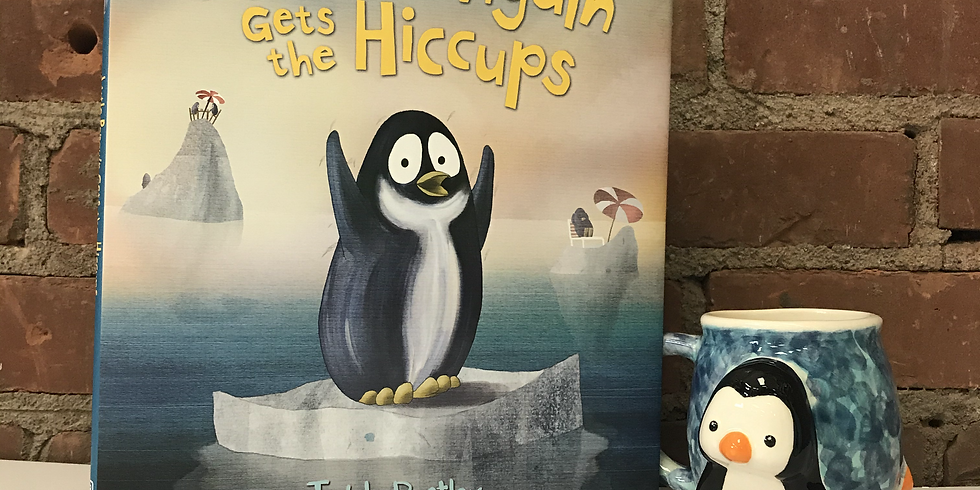 Little Penguin Gets the Hiccups!