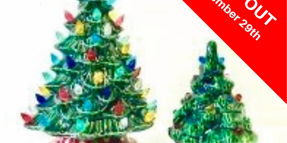 Mommy & Me XMAS Trees SOLD OUT