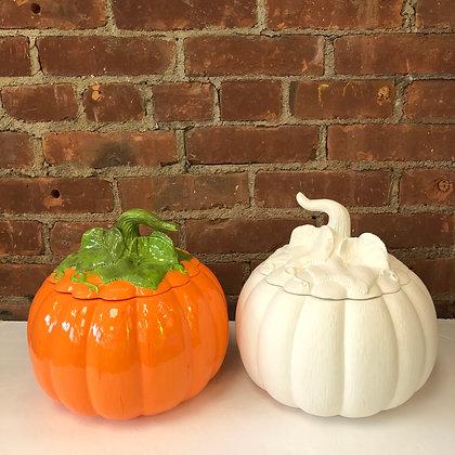Large Classic Pumpkin