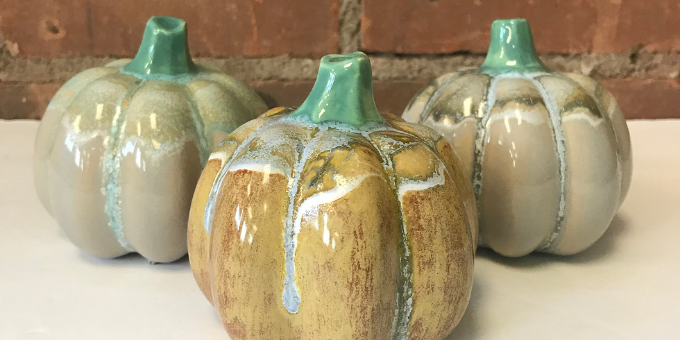 Melting Pumpkins (Set of 3)
