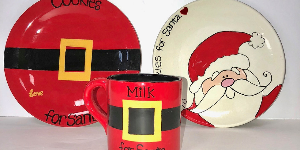Cookies for Santa - Kids